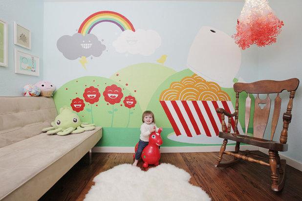 Klassisch modern Kinderzimmer by Lindsay von Hagel