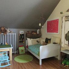 Farmhouse Kids by Jenn Hannotte / Hannotte Interiors