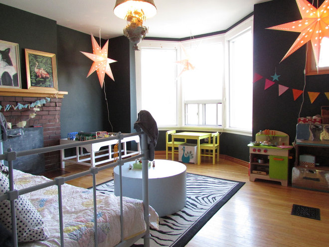 Eclectic Kids by Jenn Hannotte / Hannotte Interiors