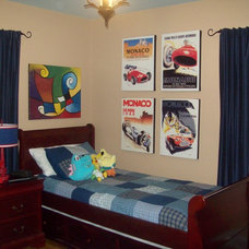 Eclectic Kids My Son's Room