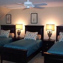 Triple Bedrooms