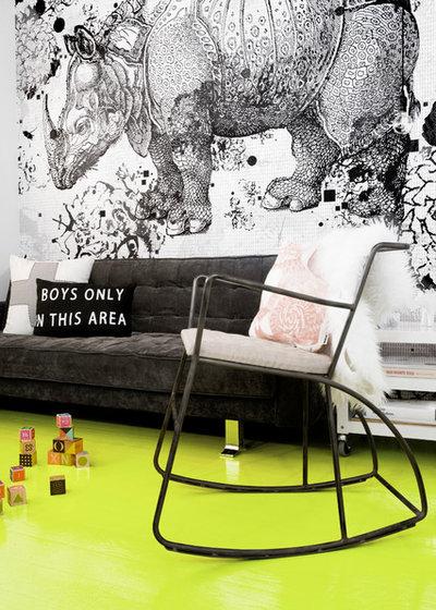 Contemporáneo Dormitorio infantil by Studio Revolution