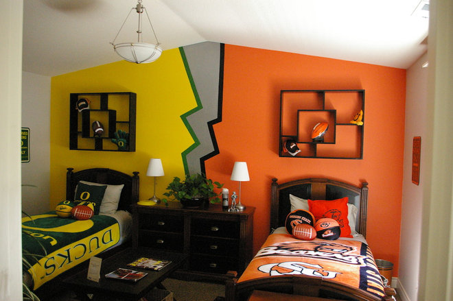 Contemporary Kids by Nordby Design Studio, Architecture & Interiors LLC