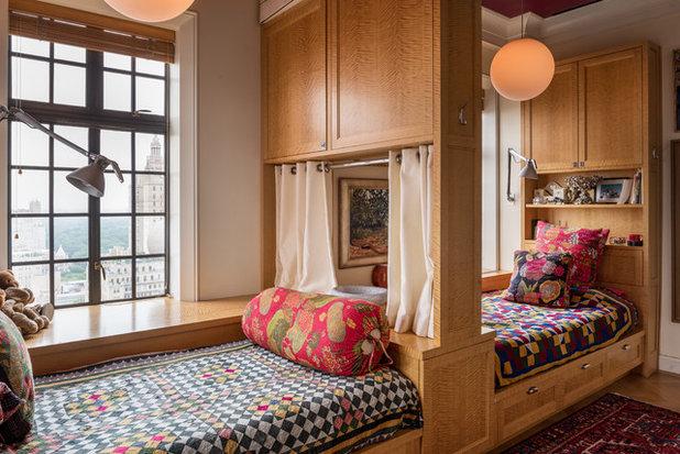 Ecléctico Dormitorio infantil by Mutuus Studio