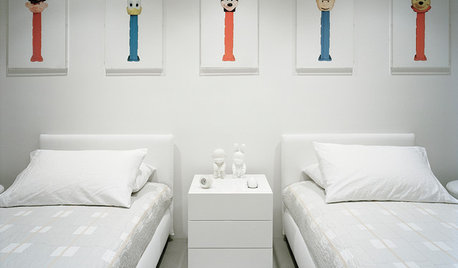 Cartoon Characters Take Over Animated Homes