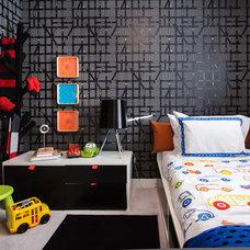 Modern Kids by Natalie Fuglestveit Interior Design