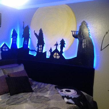 teenage bedroom nightmare before christmas