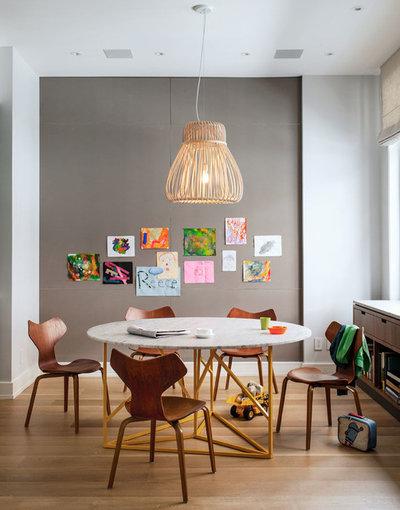 Contemporain Chambre d'Enfant by Design Development NYC