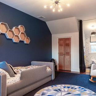 NJ Country House - Modern Farmhouse Boy's Bedroom