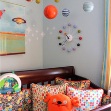 Traditional Kids by Modern Nest Interiors