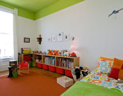 Traditional Kids by Chr DAUER Architects
