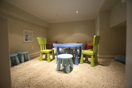 Contemporary Kids by Cardea Building Co.