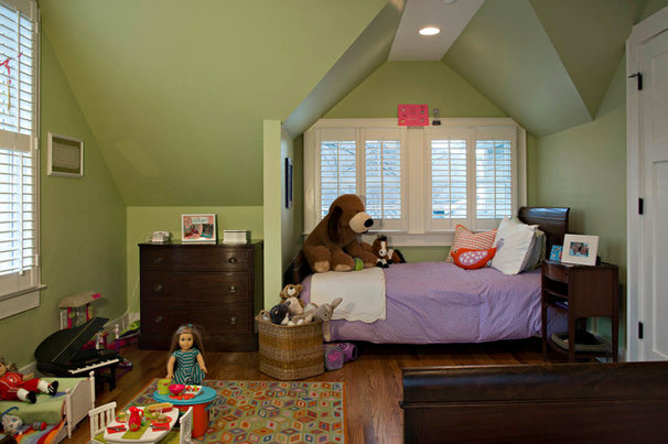 Traditional Kids by Collier Construction
