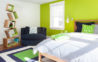 Houzz Tour: A Minimalist Home That's Family-Friendly Too