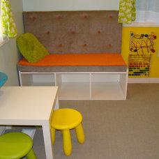 Contemporary Kids by Alina Druga Interiors