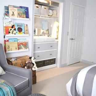 Nursery & Guest Room Re-Design