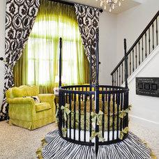 Traditional Kids by Bravo Interior Design