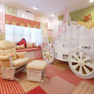 Nursery (carriage crib)