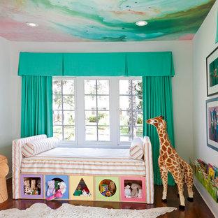 Idéer för ett klassiskt småbarnsrum