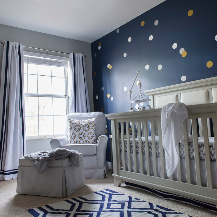Nursery Design - Out of This World