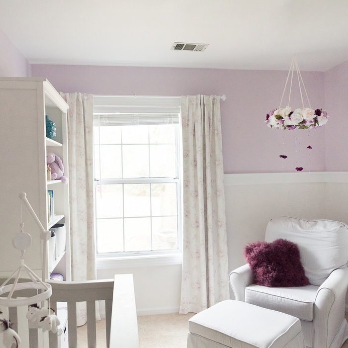 Nursery Design - Sweet & Floral