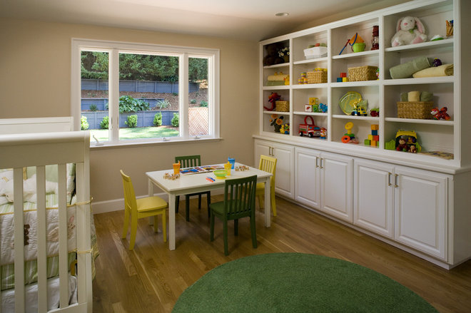 Eclectic Kids by Harrell Remodeling