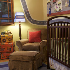 Eclectic Kids Nursery