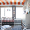 Fresh Starts: Stripes and Style in a Flexible Nursery