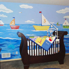Traditional Kids by Walls Of Art LLC Muralist