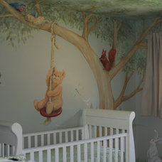 Eclectic Kids by Chelsea McGraw Storybook Murals