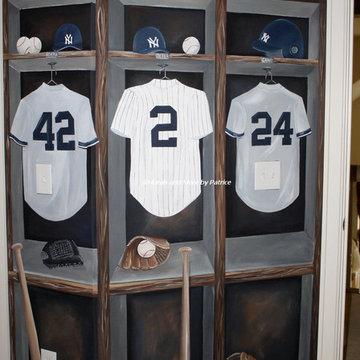 NY Yankees Big Boy Room