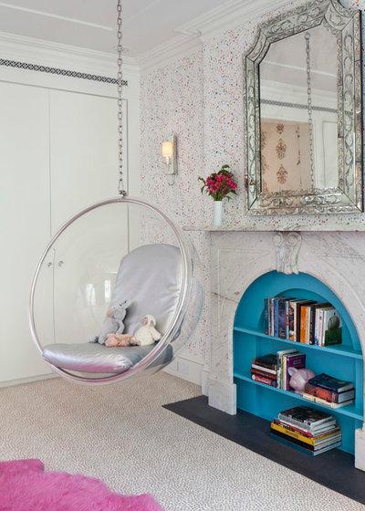 que faire d 39 une chemin e inutilis e dans une chambre d 39 enfant. Black Bedroom Furniture Sets. Home Design Ideas