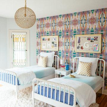 Oak Park Children's Bedroom
