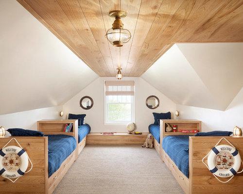 Ocean Theme Bedroom