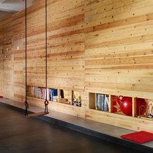 minimalist kid's bedrooms