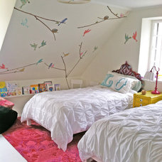 Eclectic Kids by Dichotomy Interiors