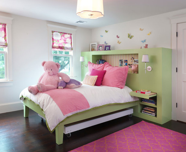 Beautiful Traditional Kids by LDa Architecture u Interiors