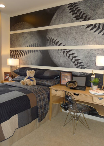 Good Contemporary Kids by Carlyn And Company Interiors Design