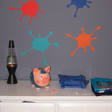 Eclectic Kids by Dana Decals