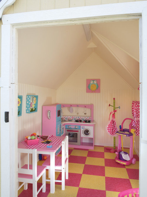 kinderzimmer mit linoleum und spielecke design ideen bilder beispiele. Black Bedroom Furniture Sets. Home Design Ideas