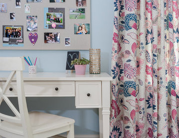 Oyster Bay Cove Teen Girl's Bedroom