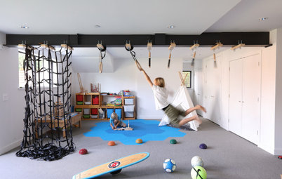 26 Fun-Filled Modern Playrooms