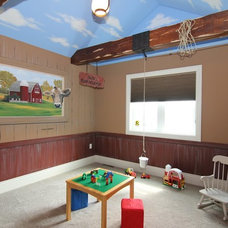 Transitional Kids by Craftsman Construction