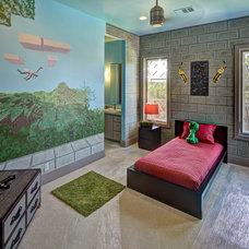 Contemporary Kids by Robin Bond Interiors
