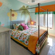 Tropical Kids by Robin Bond Interiors