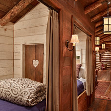 Rustic Kids by North Fork Builders of Montana, Inc.