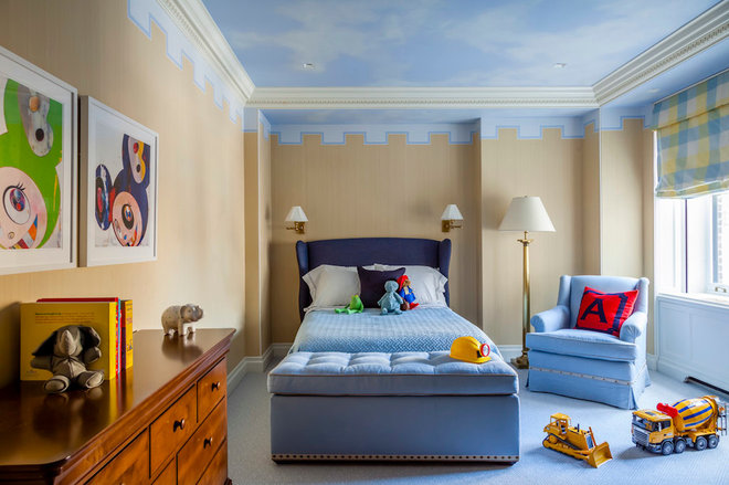 Traditional Kids by Jeannine Williams Design
