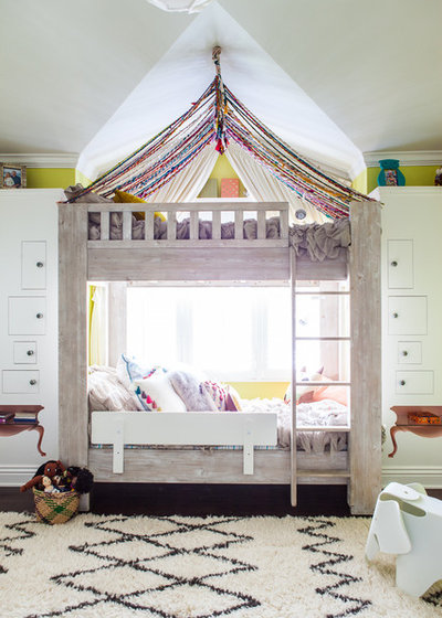 clever kids' rooms: 9 inventive ideas for bunk beds