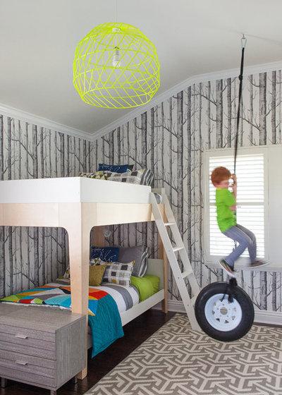 Classique Chic Chambre d'Enfant by FLO Design Studio