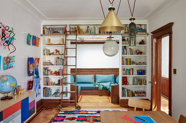 Transitional Kids by CWB Architects
